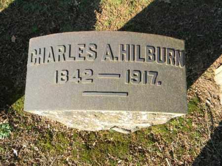 HILBURN (CW), CHARLES A. - Northampton County, Pennsylvania   CHARLES A. HILBURN (CW) - Pennsylvania Gravestone Photos