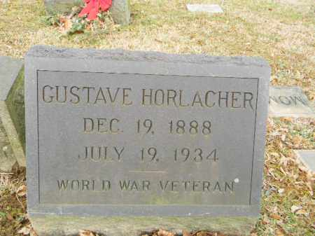 HORLACHER (WW I), GUSTAVE - Northampton County, Pennsylvania | GUSTAVE HORLACHER (WW I) - Pennsylvania Gravestone Photos