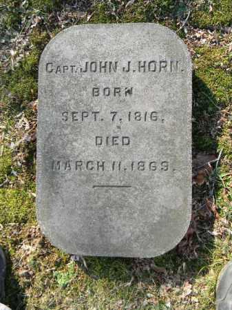 HORN (CW), JOHN J. - Northampton County, Pennsylvania | JOHN J. HORN (CW) - Pennsylvania Gravestone Photos