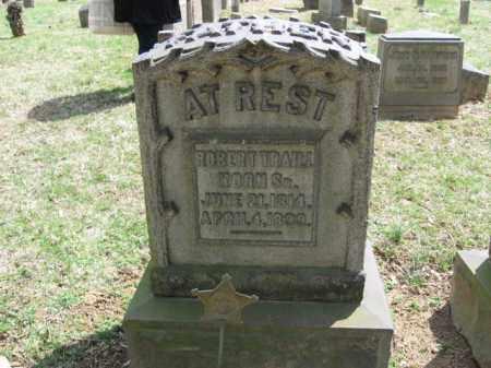 HORN,SR., ROBERT TRAILL - Northampton County, Pennsylvania | ROBERT TRAILL HORN,SR. - Pennsylvania Gravestone Photos