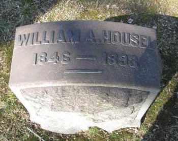 HOUSEL, WILLIAM A. - Northampton County, Pennsylvania   WILLIAM A. HOUSEL - Pennsylvania Gravestone Photos