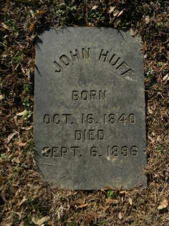 HUFF, JOHN - Northampton County, Pennsylvania | JOHN HUFF - Pennsylvania Gravestone Photos