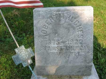 HUGHES, ROBERT M. - Northampton County, Pennsylvania | ROBERT M. HUGHES - Pennsylvania Gravestone Photos