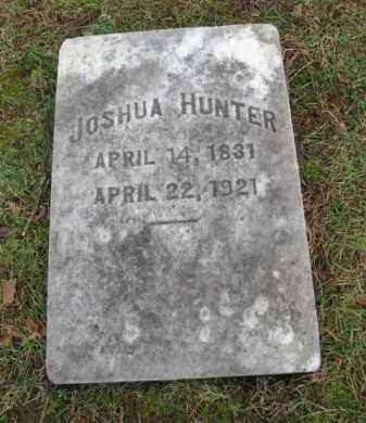 HUNTER, JOSHUA - Northampton County, Pennsylvania | JOSHUA HUNTER - Pennsylvania Gravestone Photos