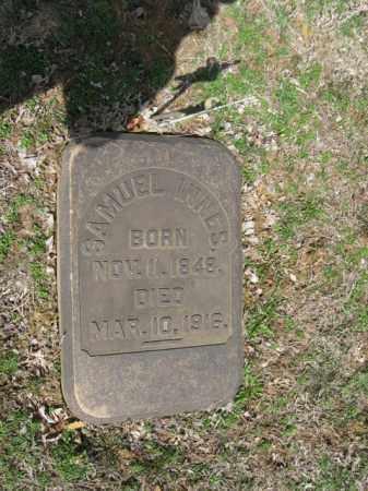 INNES, SAMUEL - Northampton County, Pennsylvania | SAMUEL INNES - Pennsylvania Gravestone Photos