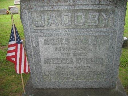 JACOBY (CW), MOSES - Northampton County, Pennsylvania | MOSES JACOBY (CW) - Pennsylvania Gravestone Photos