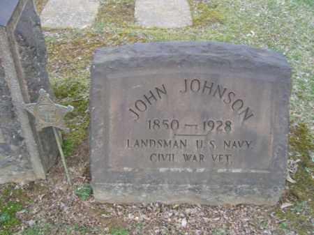 JOHNSON, JOHN - Northampton County, Pennsylvania | JOHN JOHNSON - Pennsylvania Gravestone Photos