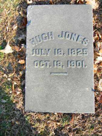 JONES, HUGH - Northampton County, Pennsylvania   HUGH JONES - Pennsylvania Gravestone Photos