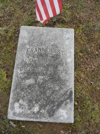 KAST, FRANK - Northampton County, Pennsylvania | FRANK KAST - Pennsylvania Gravestone Photos