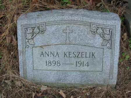KESZELIK, ANNA - Northampton County, Pennsylvania | ANNA KESZELIK - Pennsylvania Gravestone Photos
