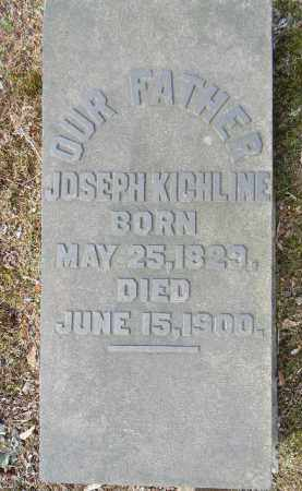 KICHLINE, JOSEPH - Northampton County, Pennsylvania | JOSEPH KICHLINE - Pennsylvania Gravestone Photos