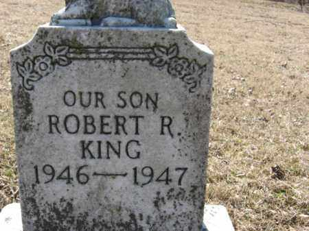 KING, ROBERT R. - Northampton County, Pennsylvania | ROBERT R. KING - Pennsylvania Gravestone Photos