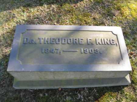 KING, THEODOE F. - Northampton County, Pennsylvania | THEODOE F. KING - Pennsylvania Gravestone Photos