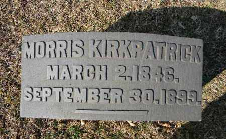 KIRKPATRICK, MORRIS - Northampton County, Pennsylvania   MORRIS KIRKPATRICK - Pennsylvania Gravestone Photos