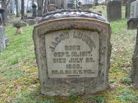 LUDWIG, JACOB - Northampton County, Pennsylvania | JACOB LUDWIG - Pennsylvania Gravestone Photos
