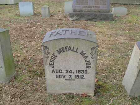 MAJOR (CW), JESSE MCFALL - Northampton County, Pennsylvania | JESSE MCFALL MAJOR (CW) - Pennsylvania Gravestone Photos