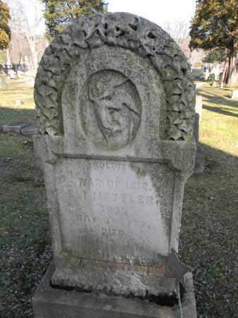 METTLER (W OF 1812), ELI - Northampton County, Pennsylvania | ELI METTLER (W OF 1812) - Pennsylvania Gravestone Photos