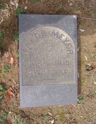 MEYER, JACOB - Northampton County, Pennsylvania | JACOB MEYER - Pennsylvania Gravestone Photos