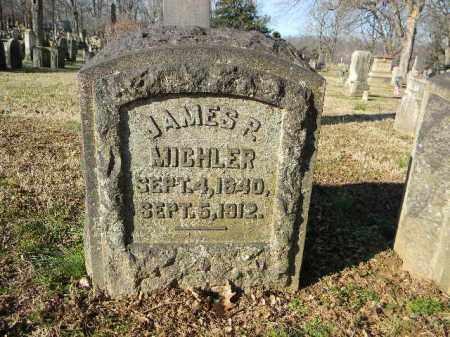MICHLER (CW), JAMES P. - Northampton County, Pennsylvania   JAMES P. MICHLER (CW) - Pennsylvania Gravestone Photos