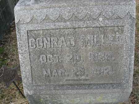 MILLER, CONRAD - Northampton County, Pennsylvania | CONRAD MILLER - Pennsylvania Gravestone Photos