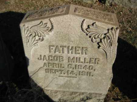 MILLER, JACOB - Northampton County, Pennsylvania | JACOB MILLER - Pennsylvania Gravestone Photos