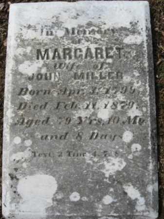 MILLER, MARGARET - Northampton County, Pennsylvania   MARGARET MILLER - Pennsylvania Gravestone Photos