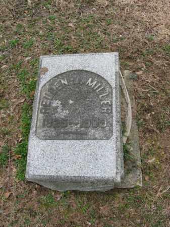MILLER, REUBEN - Northampton County, Pennsylvania | REUBEN MILLER - Pennsylvania Gravestone Photos