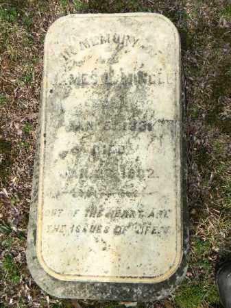 MINGLE, JAMES - Northampton County, Pennsylvania | JAMES MINGLE - Pennsylvania Gravestone Photos