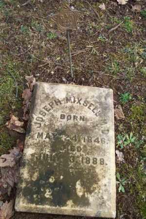 MIXSELL, JOSEPH - Northampton County, Pennsylvania | JOSEPH MIXSELL - Pennsylvania Gravestone Photos