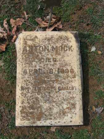 MOCK, ANTON - Northampton County, Pennsylvania | ANTON MOCK - Pennsylvania Gravestone Photos