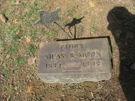 MOON (CW), SILAS R. - Northampton County, Pennsylvania | SILAS R. MOON (CW) - Pennsylvania Gravestone Photos