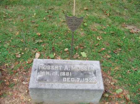 MOSSER, ROBERT A. - Northampton County, Pennsylvania   ROBERT A. MOSSER - Pennsylvania Gravestone Photos