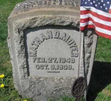 MOYER, NATHAN D. - Northampton County, Pennsylvania | NATHAN D. MOYER - Pennsylvania Gravestone Photos
