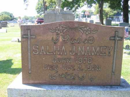 NAMEY, SALHA J. - Northampton County, Pennsylvania | SALHA J. NAMEY - Pennsylvania Gravestone Photos