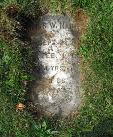 NAUMAN, THOMAS - Northampton County, Pennsylvania | THOMAS NAUMAN - Pennsylvania Gravestone Photos