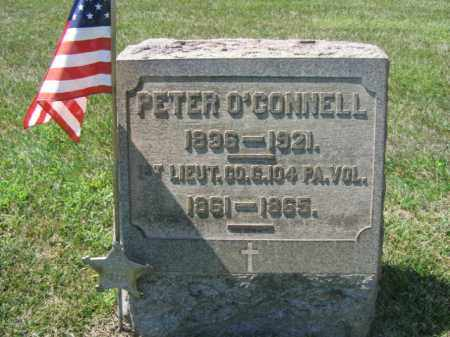 O'CONNELL (CW), PETER - Northampton County, Pennsylvania | PETER O'CONNELL (CW) - Pennsylvania Gravestone Photos