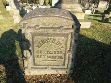 OTT, HENRY D. - Northampton County, Pennsylvania | HENRY D. OTT - Pennsylvania Gravestone Photos