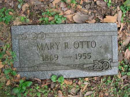 OTTO, MARY R. - Northampton County, Pennsylvania | MARY R. OTTO - Pennsylvania Gravestone Photos