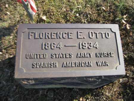 OTTO (SAW), FLORENCE E. - Northampton County, Pennsylvania   FLORENCE E. OTTO (SAW) - Pennsylvania Gravestone Photos