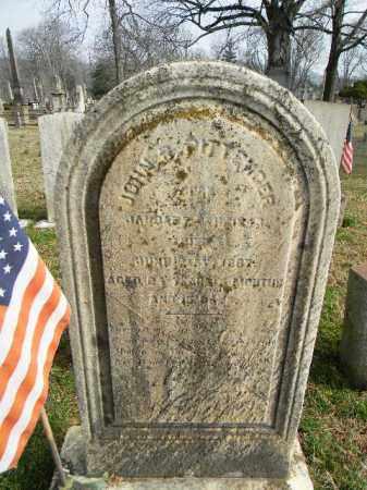 PITTENGER (CW), JOHN B. - Northampton County, Pennsylvania | JOHN B. PITTENGER (CW) - Pennsylvania Gravestone Photos