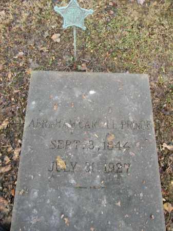 PRINCE (CW), ABRAHAM CARGILL - Northampton County, Pennsylvania | ABRAHAM CARGILL PRINCE (CW) - Pennsylvania Gravestone Photos