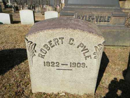 PYLE, ROBERT C. - Northampton County, Pennsylvania | ROBERT C. PYLE - Pennsylvania Gravestone Photos