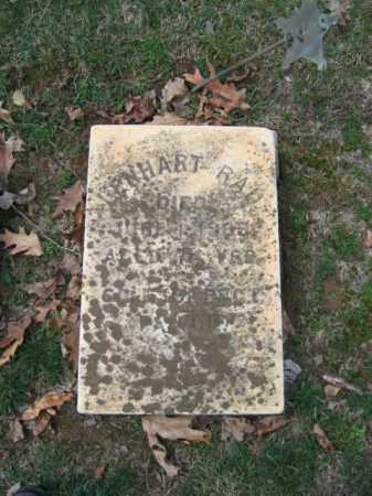 RAU (CW), LENHART - Northampton County, Pennsylvania | LENHART RAU (CW) - Pennsylvania Gravestone Photos
