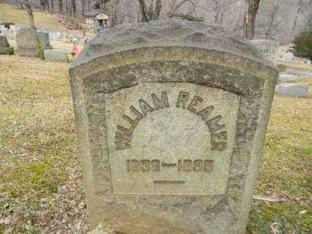 REAMER, WILLIAM - Northampton County, Pennsylvania | WILLIAM REAMER - Pennsylvania Gravestone Photos