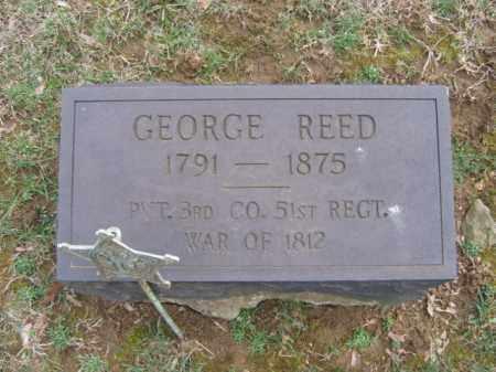 REED, GEORGE - Northampton County, Pennsylvania | GEORGE REED - Pennsylvania Gravestone Photos