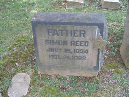 REED, SIMON - Northampton County, Pennsylvania | SIMON REED - Pennsylvania Gravestone Photos