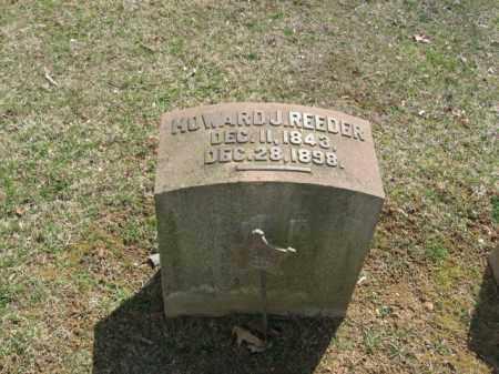REEDER, CAPT. HOWARD J. - Northampton County, Pennsylvania | CAPT. HOWARD J. REEDER - Pennsylvania Gravestone Photos