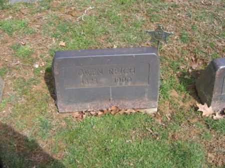 REICH, OWEN - Northampton County, Pennsylvania | OWEN REICH - Pennsylvania Gravestone Photos
