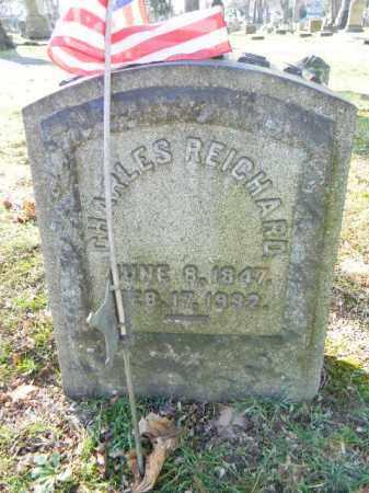 REICHARD (CW), CHARLES - Northampton County, Pennsylvania   CHARLES REICHARD (CW) - Pennsylvania Gravestone Photos
