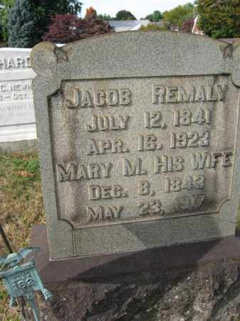 REMALY, MARY M. - Northampton County, Pennsylvania | MARY M. REMALY - Pennsylvania Gravestone Photos